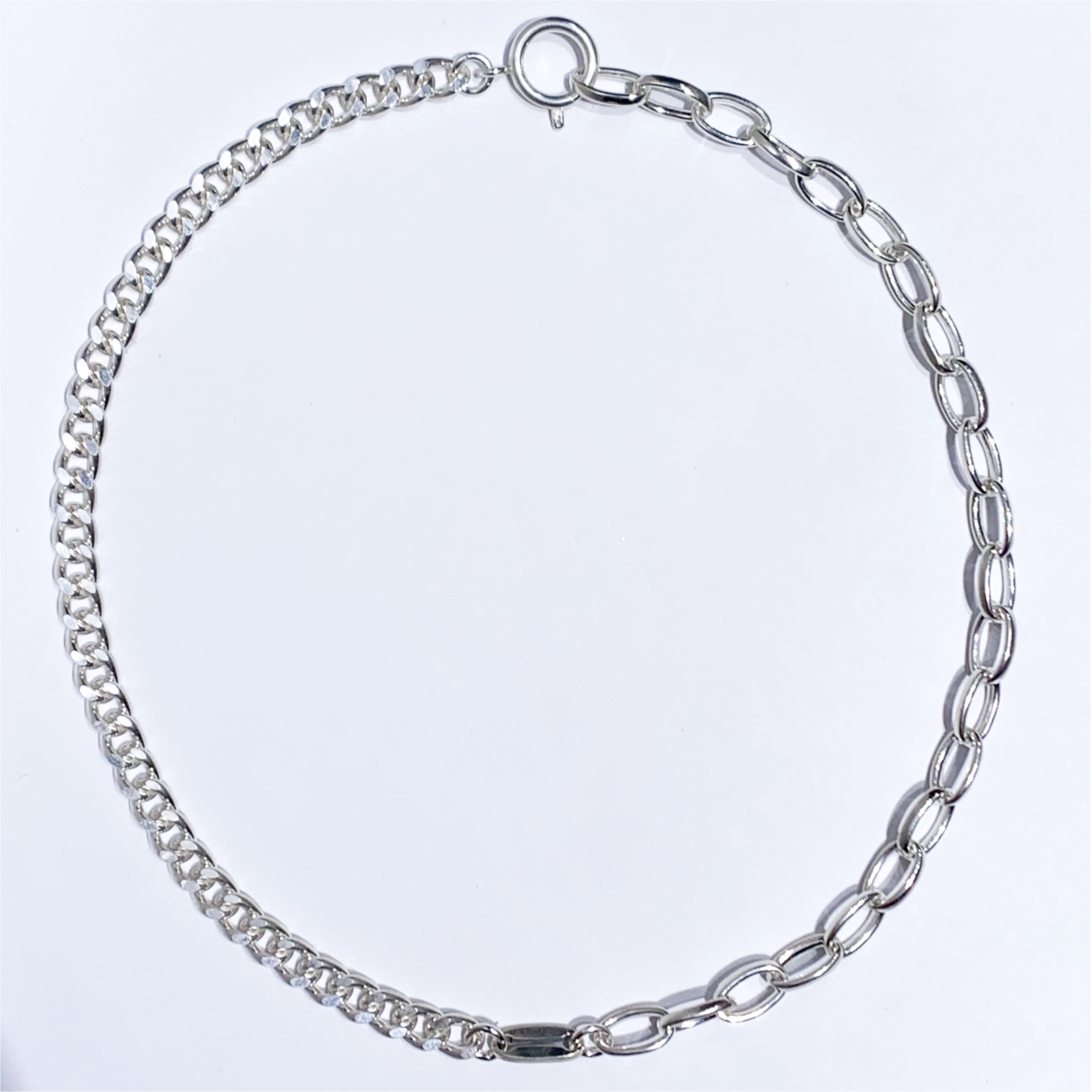 CURB CHAIN & BASIC CHAIN NECKLACE