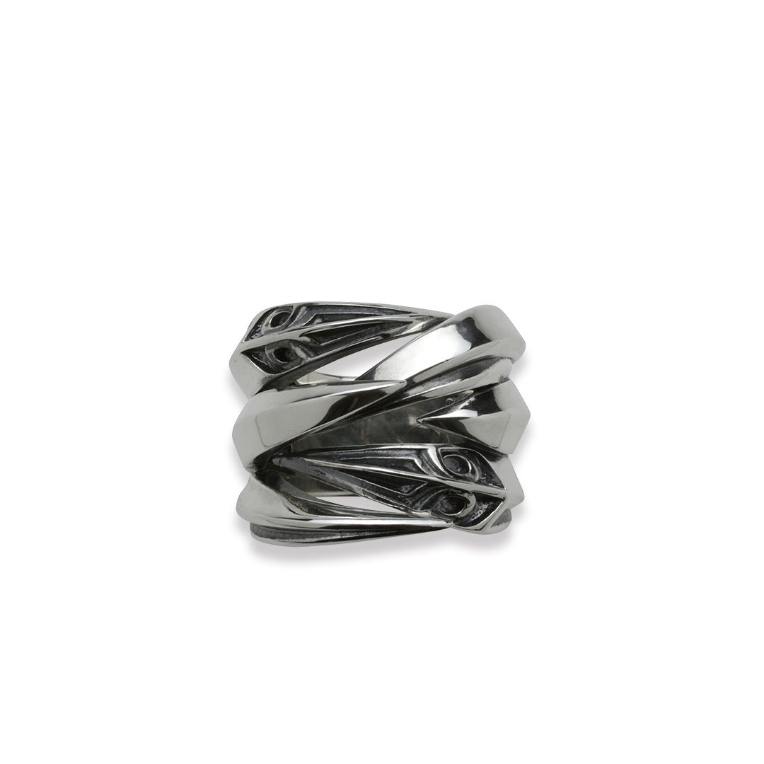 TENTACLES FREE RING L