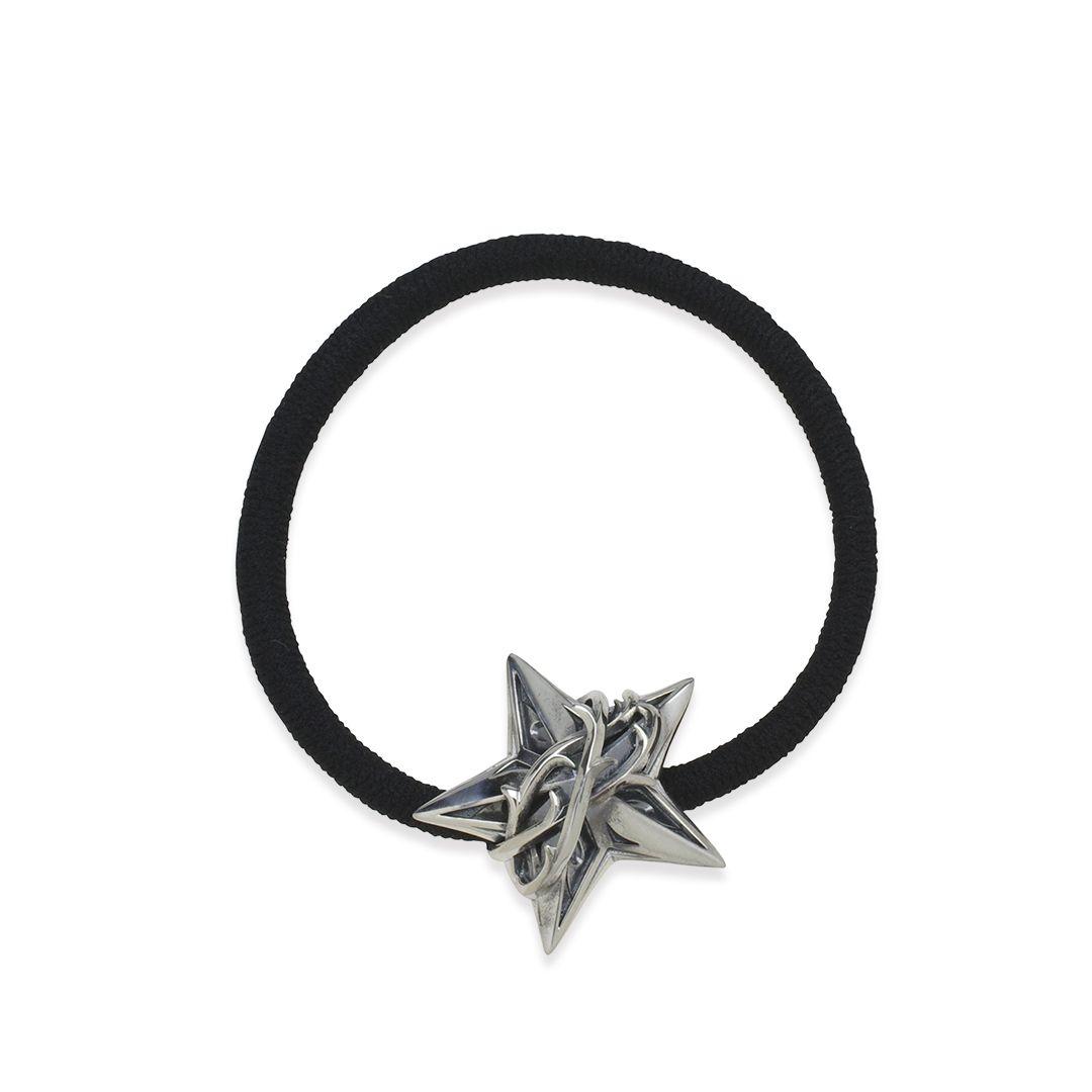 THORN STAR HAIR RUBBER BRACELET