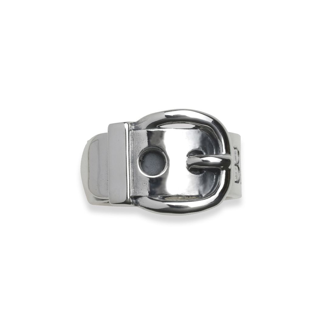 BAND OF OUTSIDERS BELT FREE RING