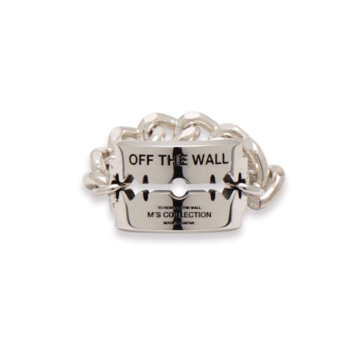 OFF THE WALL RAZOR CHAIN RING